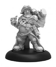 Steelhead Gunner  Mercenary Solo (metal/resin)